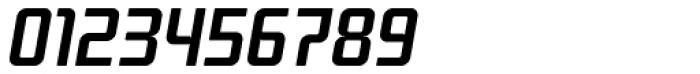 Titan Bold Italic OT Font OTHER CHARS
