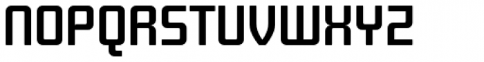 Titan Bold OT Font UPPERCASE
