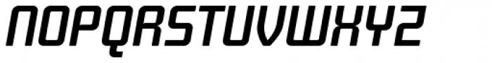 Titan Text Bold Italic OT Font UPPERCASE