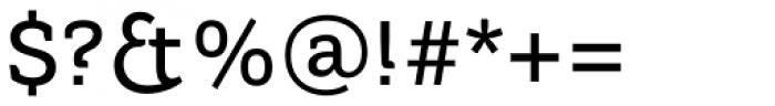 Tithua Font OTHER CHARS