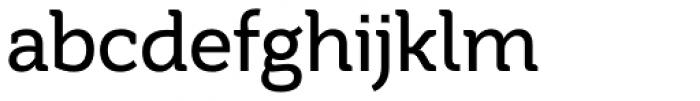 Tithua Font LOWERCASE