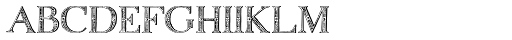 Titivilus Versalete Font LOWERCASE