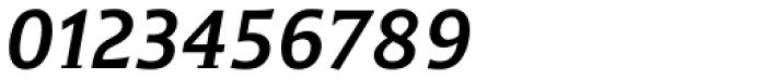 Titla Alt Cond Medium Italic Font OTHER CHARS