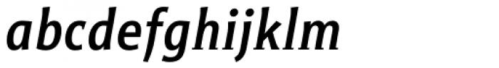 Titla Alt Cond Medium Italic Font LOWERCASE