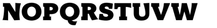 Titla Brus Black Font UPPERCASE