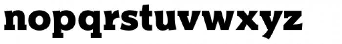 Titla Brus Black Font LOWERCASE