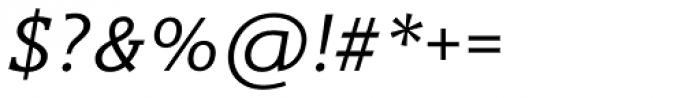 Titla Brus Book Italic Font OTHER CHARS