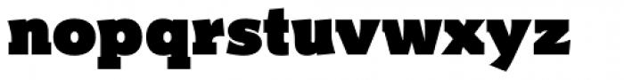 Titla Brus Ultra Font LOWERCASE