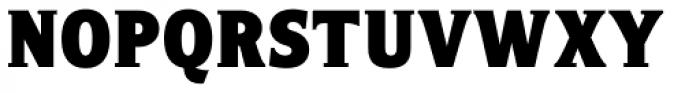 Titla Cond Black Font UPPERCASE
