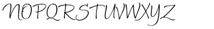 Tiva Font UPPERCASE