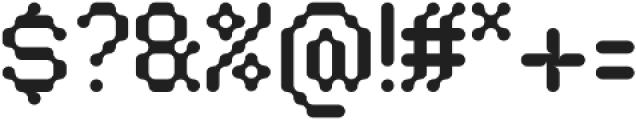 TJ Shoreditch Medium otf (500) Font OTHER CHARS