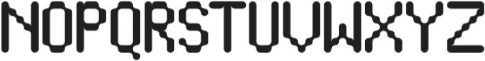 TJ Shoreditch Medium otf (500) Font UPPERCASE