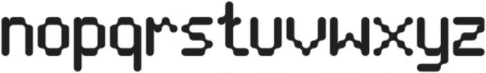 TJ Shoreditch Medium otf (500) Font LOWERCASE