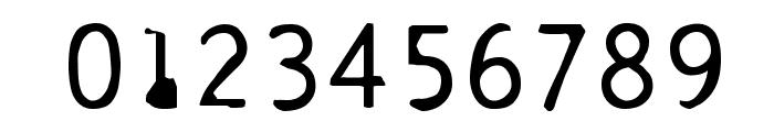 Tjackluder Font OTHER CHARS