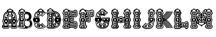 Tlaloc Regular Font LOWERCASE