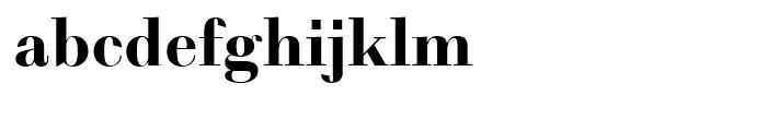 Tlmaque FY Black Font LOWERCASE