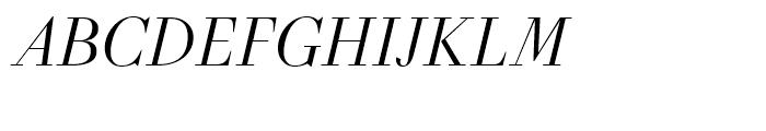 Tlmaque FY Italic Font UPPERCASE