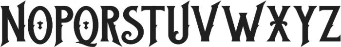 TM Stanley otf (400) Font UPPERCASE