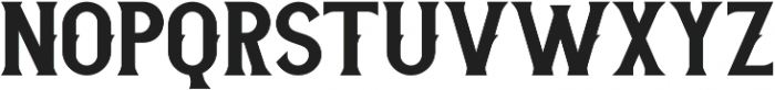 TM Stanley otf (400) Font LOWERCASE