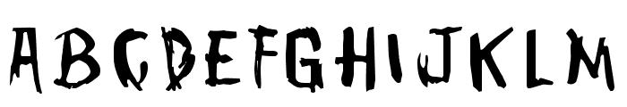 TMBG John Henry Font UPPERCASE