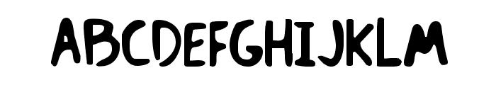 TMacLeod Font UPPERCASE