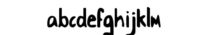 TMacLeod Font LOWERCASE