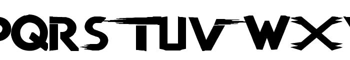 TNA LOGO Font UPPERCASE