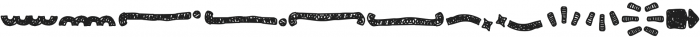 Tobi Greek Cyrillic Extra Hand otf (400) Font UPPERCASE