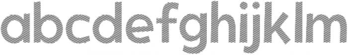 Tobi Light Dirt Line otf (300) Font LOWERCASE