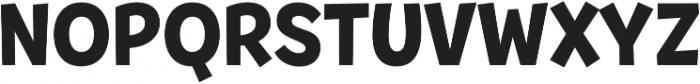 Tobi Pro ExtraBold otf (700) Font UPPERCASE