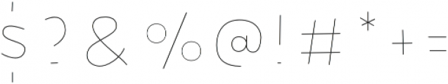 Tobi Pro Heavy Bonus Line otf (800) Font OTHER CHARS
