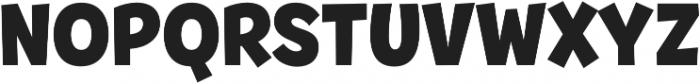 Tobi Pro Heavy otf (800) Font UPPERCASE