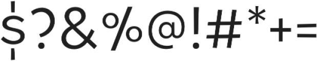 Tobi Pro otf (400) Font OTHER CHARS