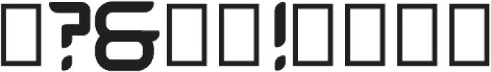 Tobia ttf (400) Font OTHER CHARS