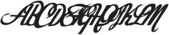 Today otf (400) Font UPPERCASE