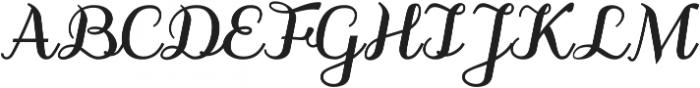 TofimpelikCandy ttf (400) Font UPPERCASE