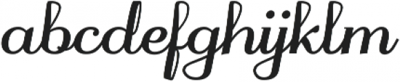 TofimpelikCandy ttf (400) Font LOWERCASE