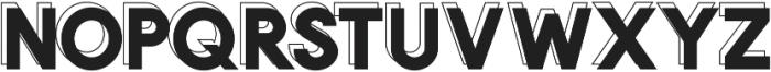 Tokyo Merged Merged ttf (400) Font UPPERCASE
