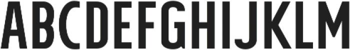 Tolyer Regular no.4 ttf (400) Font UPPERCASE