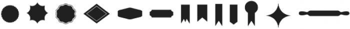 Tolyer X Element ttf (400) Font UPPERCASE