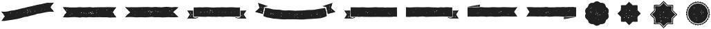 Tolyer X Element ttf (400) Font LOWERCASE