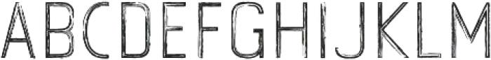 Tolyer X Wood ttf (400) Font UPPERCASE