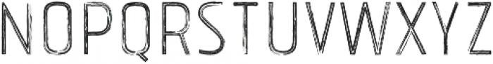 Tolyer X Wood ttf (400) Font LOWERCASE