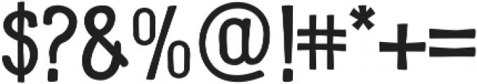 Tom Harvey Handwritten ttf (400) Font OTHER CHARS