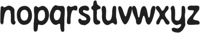 Tomatino otf (400) Font LOWERCASE