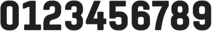 Tomkin Condense ExtraBold otf (700) Font OTHER CHARS