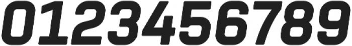 Tomkin ExtraBold Italic otf (700) Font OTHER CHARS