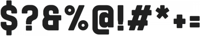 Tomkin Narrow Black otf (900) Font OTHER CHARS