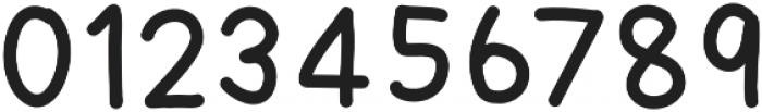 TomoSans Medium otf (500) Font OTHER CHARS