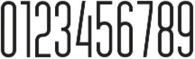 Tony Tony Light otf (300) Font OTHER CHARS
